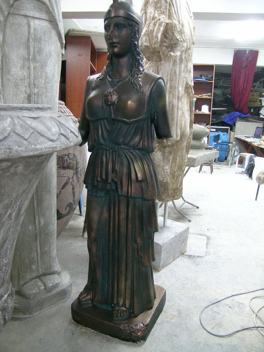 bronz-heykel-maketi