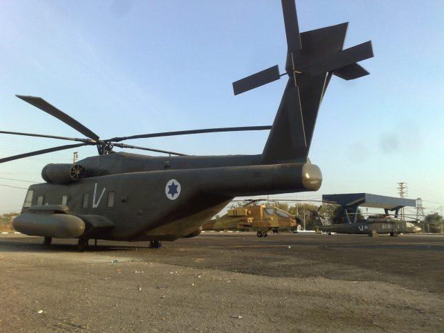 helikopter-maket