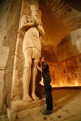 misir-heykeli